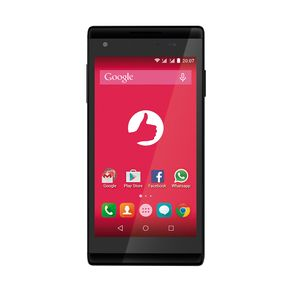 "Smartphone Positivo Selfie S455 8GB Dual Chip 4.5"" - Preto"