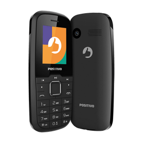 Feature-Phone-Positivo-P26-2G-1.8----Preto
