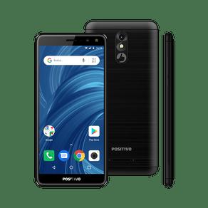 """Smartphone Positivo Twist 2 Pro S532 32GB Dual Chip 5.7"""" - Preto"""