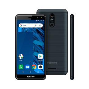 """Smartphone Positivo Twist 3 Pro S533 64GB Dual Chip 5,7"""" - Grafite"""