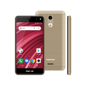 Smartphone-Positivo-S509-Dourado