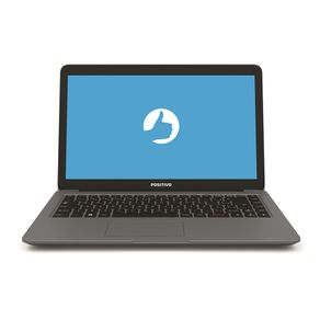 "Notebook Positivo Motion I5 41TAI Intel® Core™ i5 Linux LCDTela 14"" - Cobalt Gray"