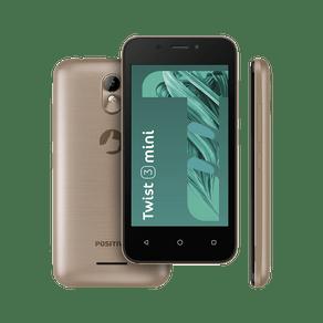 Smartphone Positivo Twist Mini 3 S431B 16GB Dual Chip 4