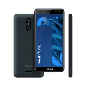 Smartphone Positivo Twist 3 Pro S533 64GB Dual Chip 5.7