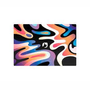 Adesivo Skin para notebook Motion - Tema Abstrato