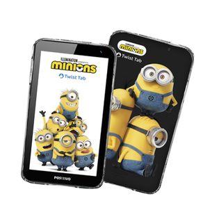 Tablet Positivo Twist Tab Minions T770KM 32GB WiFi 7