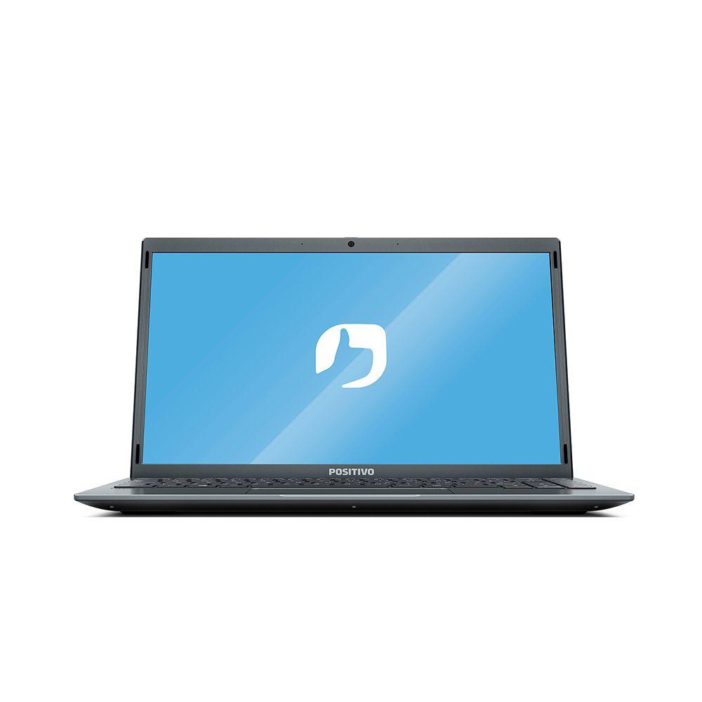 "Notebook - Positivo C4128ei Celeron N3350 1.10ghz 4gb 128gb Ssd Intel Hd Graphics Linux Motion 14.1"" Polegadas"
