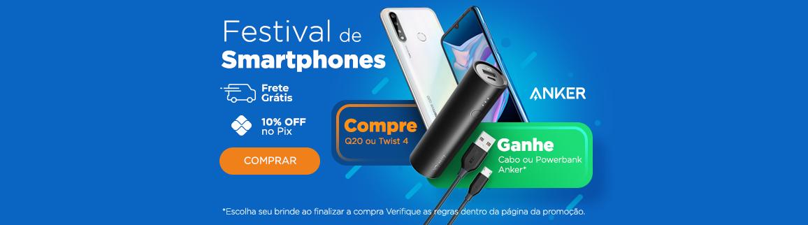 Festival Smartphone