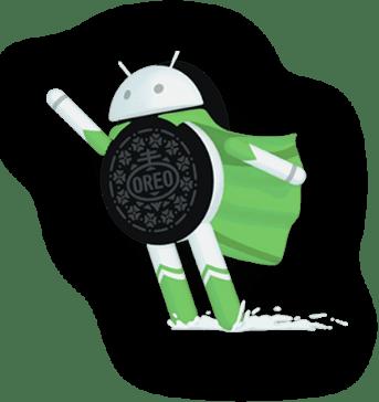 Android™ Oreo™ Edição Go